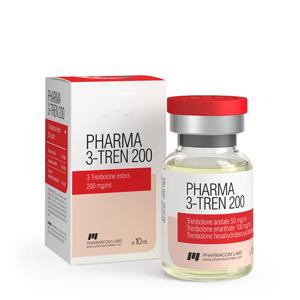 Ostaa Trenbolonisekoitus (Tri Tren) Suomessa | Pharma 3 Tren 200 verkossa