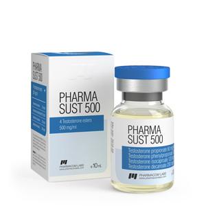 Ostaa Sustanon 250 (Testosteronblanding) Suomessa | Pharma Sust 500 verkossa