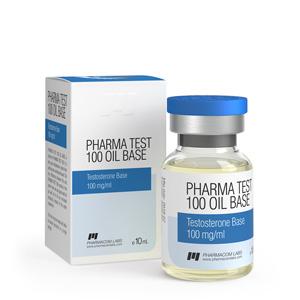 Ostaa Testosteronbase Suomessa | Pharma Test Oil Base 100 verkossa