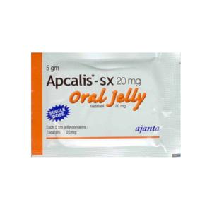 Ostaa Tadalafil Suomessa | Apcalis SX Oral Jelly verkossa