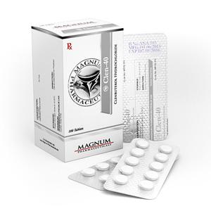 Ostaa Klenbuterolihydrokloridi (Clen) Suomessa | Magnum Clen-40 verkossa