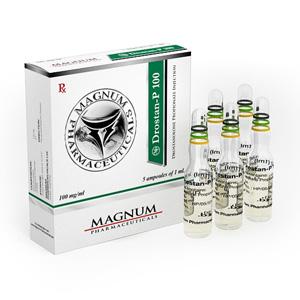 Ostaa Drostanolon-propionaatti (Masteron) Suomessa | Magnum Drostan-P 100 verkossa