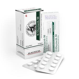 Ostaa Oksymetolon (Anadrol) Suomessa | Magnum Oxymeth 50 verkossa