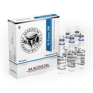 Ostaa Methenolone enthate (Primobolan depot) Suomessa | Magnum Primo 100 verkossa