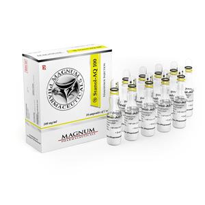 Ostaa Stanozolol-injeksjon (Winstrol-depot) Suomessa | Magnum Stanol-AQ 100 verkossa