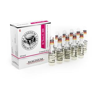 Ostaa Testosteronipionaatti Suomessa | Magnum Test-C 300 verkossa
