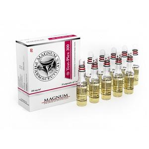Ostaa Sustanon 250 (Testosteronblanding) Suomessa | Magnum Test-Plex 300 verkossa