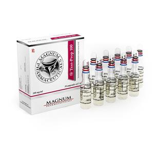 Ostaa Testosteronpropionat Suomessa | Magnum Test-Prop 100 verkossa