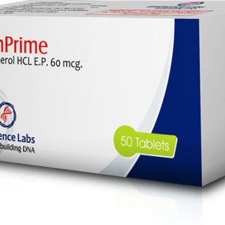 Ostaa Klenbuterolihydrokloridi (Clen) Suomessa | Klenprime 60 verkossa