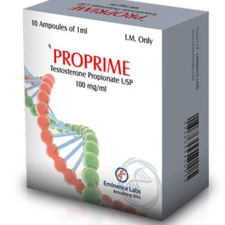 Ostaa Testosteronpropionat Suomessa | Proprime verkossa