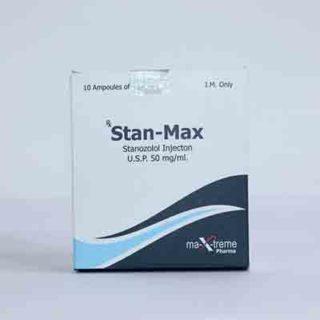 Ostaa Stanozolol-injeksjon (Winstrol-depot) Suomessa | Stan-Max verkossa