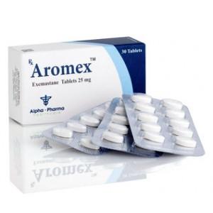 Ostaa Exemestane (Aromasin) Suomessa | Aromex verkossa