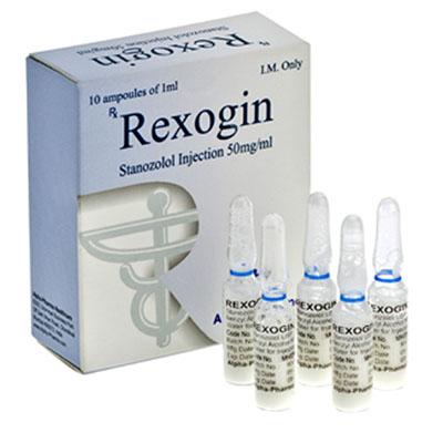 Ostaa Stanozolol-injeksjon (Winstrol-depot) Suomessa | Rexogin verkossa