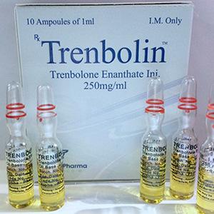 Ostaa Trenbolonin enantaatti Suomessa | Trenbolin (ampoules) verkossa