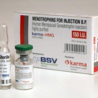 Ostaa Ihmisen kasvuhormoni (HGH) Suomessa | HMG 150IU (Humog 150) verkossa