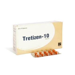 Ostaa Isotretinoiini (Accutane) Suomessa | Tretizen 10 verkossa