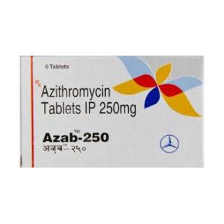 Ostaa atsitromysiini Suomessa | Azab 250 verkossa