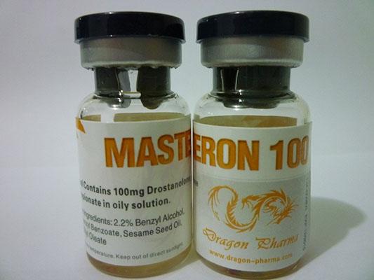 Ostaa Drostanolonpropionaatti (Masteron) Suomessa | Masteron 100 verkossa