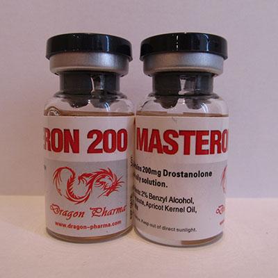 Ostaa Drostanolonpropionaatti (Masteron) Suomessa | Masteron 200 verkossa