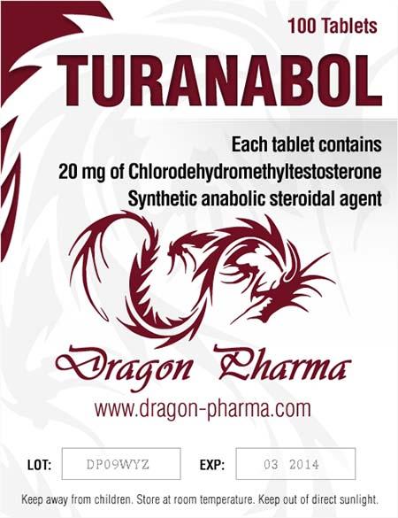 Ostaa Turinabol (4-klooridehydrometyylitosterosteroni) Suomessa | Turanabol verkossa