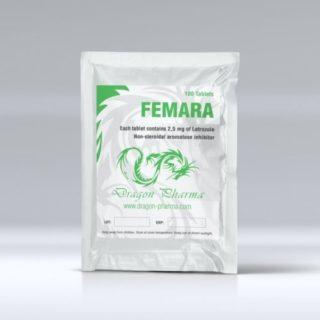 Ostaa letrotsoli Suomessa | FEMARA 2.5 verkossa